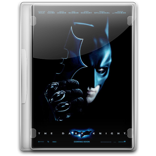 Batman-The-Dark-Knight-v4 icon