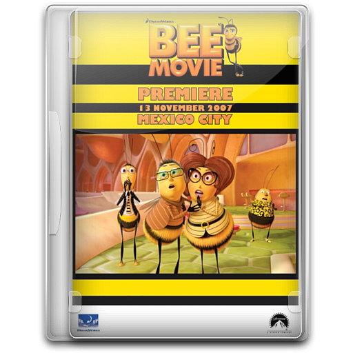 Bee-Movie-v2 icon