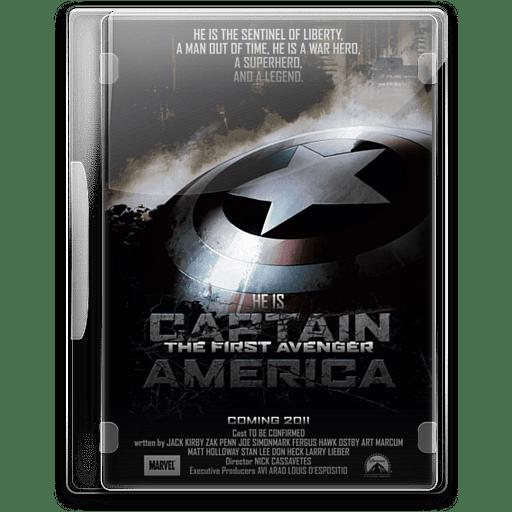 Captain-America-The-First-Avenger-v2 icon