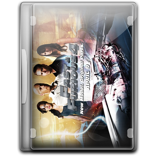 Fast and furious 4 v2 icon   english movie iconset   danzakuduro.
