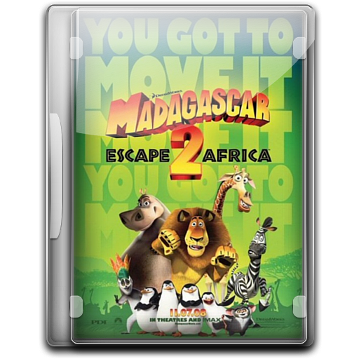 Madagascar 2 Escape Africa icon