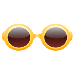 sun glasses icon
