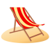 Beach-chair icon