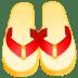 Flip-flops icon