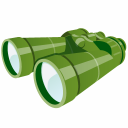 binoculars icon