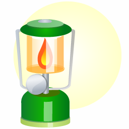 lamp icon