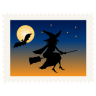 Stamp-witch icon