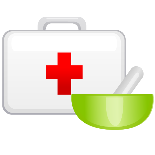 Medical-case icon