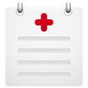 Medical-report icon
