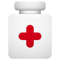 pills pot icon