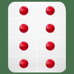 pills strips icon