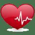 Heart-beat icon