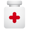 Pills-pot icon
