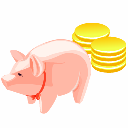 Money Pig 1 icon