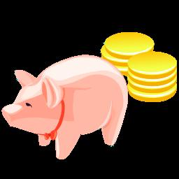 Money Pig 1 icon