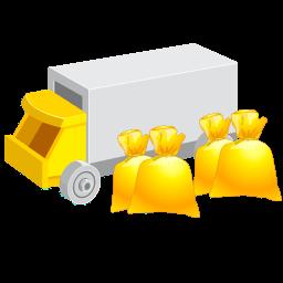 Money Transportation icon