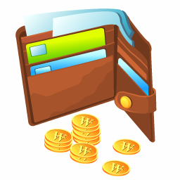 Purse Icon | Money Iconset | DaPino