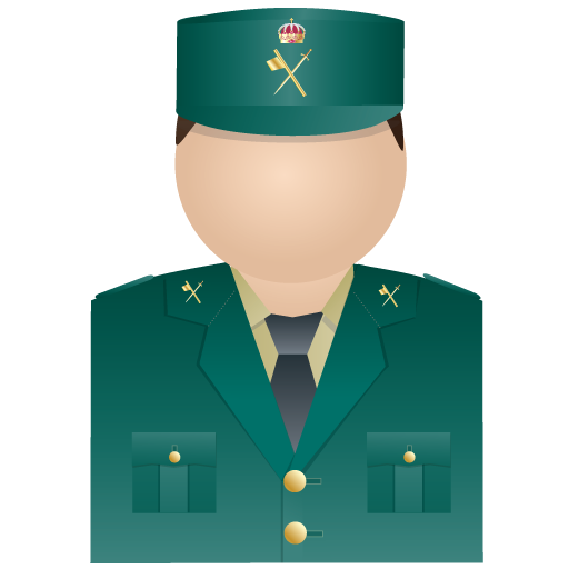 Guardia-Civil-Uniform icon