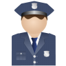 Policeman-Uniform icon