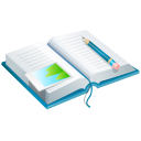 Holiday Diary Book icon