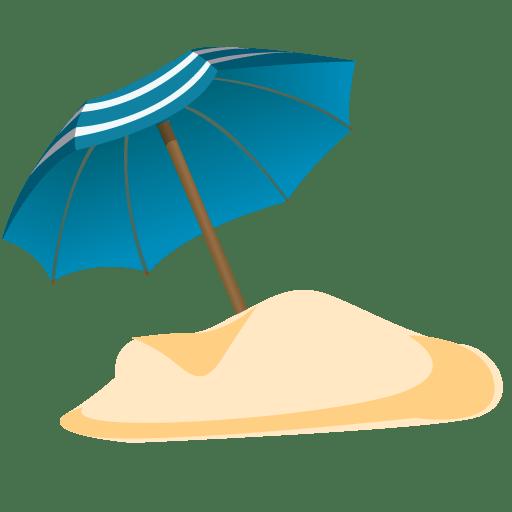 Parasol Sand Ic...