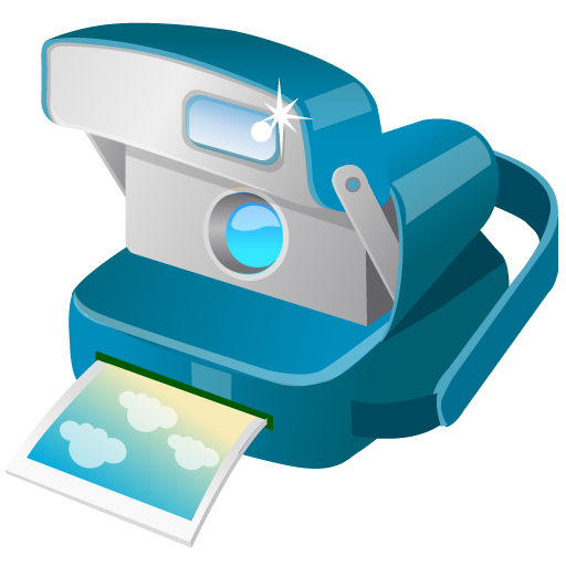 Polaroid-Camera icon