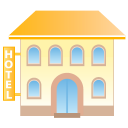 hotel icon