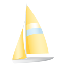 Sailing-boat icon