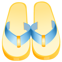 flip flop icon