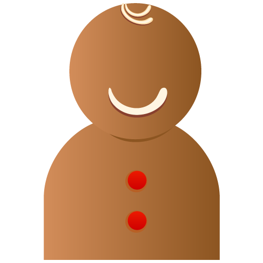 xmas doll icon