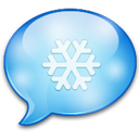 Xmas Chat icon