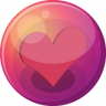 Heart-pink-1 icon