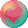 Heart-pink-2 icon