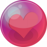 Heart-pink-6 icon
