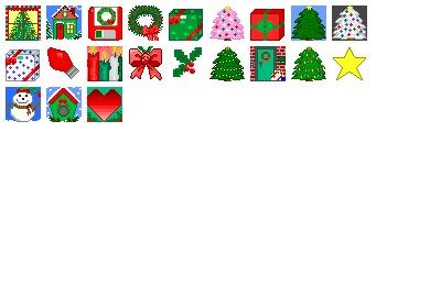 Christmas 1 Icons