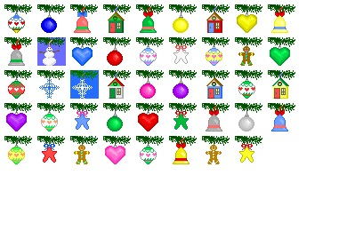 Ornaments Icons