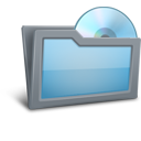 Folder Disk icon