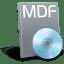 File-mdf icon