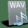 File-wav icon