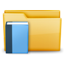 Folder Book icon