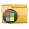 Folder-Windows icon