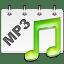 MP-3 icon