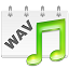 WAV icon