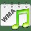 WMA icon