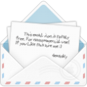 mail open envelope 1 icon