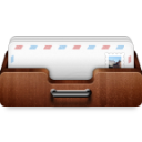 Mail-shelf icon