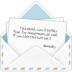 Mail-open-envelope-1 icon