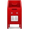 Mail-postbox icon
