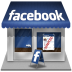 Facebook-shop icon