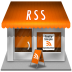 Rss-shop icon